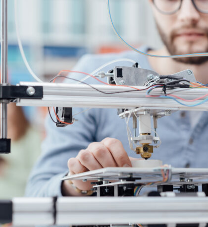 Engineering and 3D printing