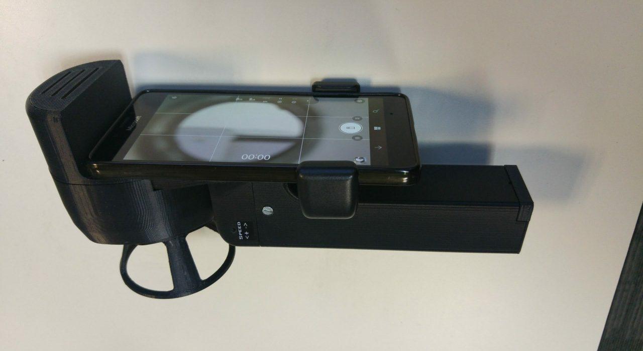 Aston Vision Sciences Device